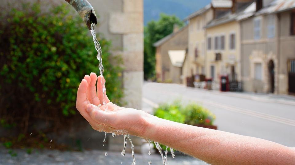 Agua limpia, purificador agua limpia