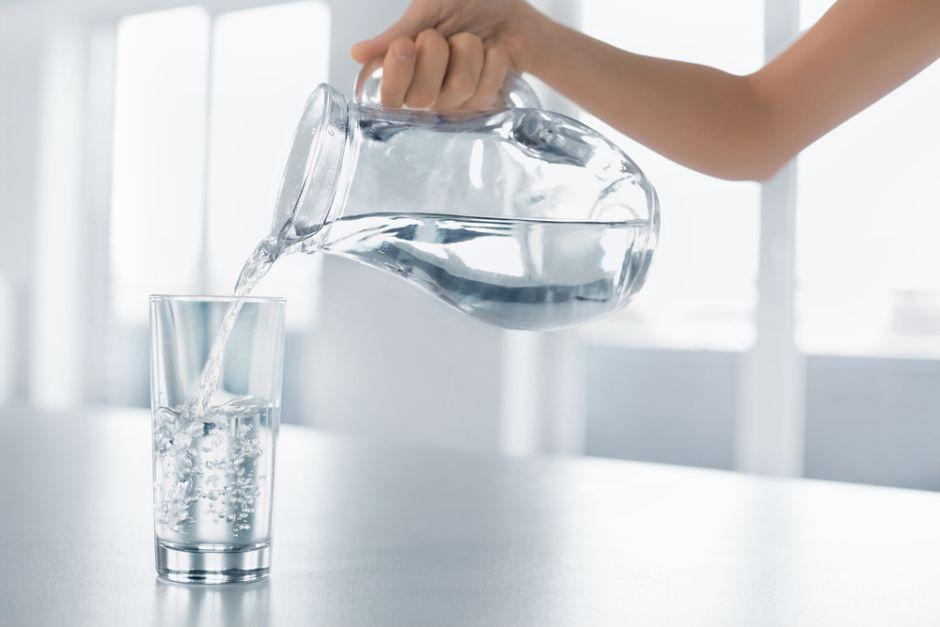 agua filtrada, calidad del agua