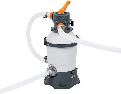 Mejores modelos de depuradores de agua desmontables para tu piscina 3