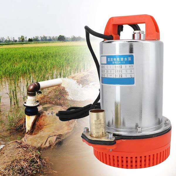 Mejores bombas de drenaje desmontables 4