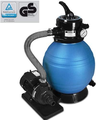 Mejores modelos de depuradores de agua desmontables para tu piscina 2