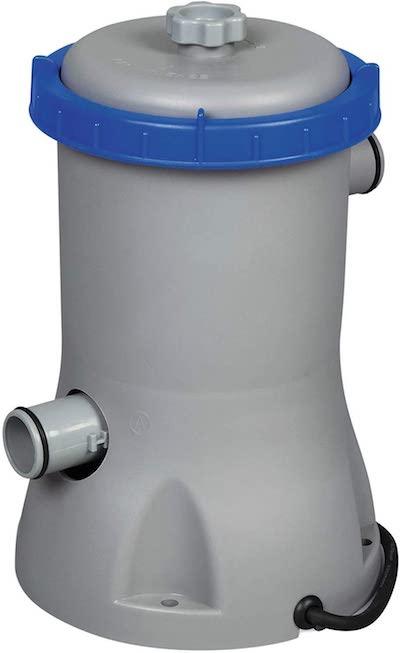 Mejores modelos de depuradores de agua desmontables para tu piscina 4