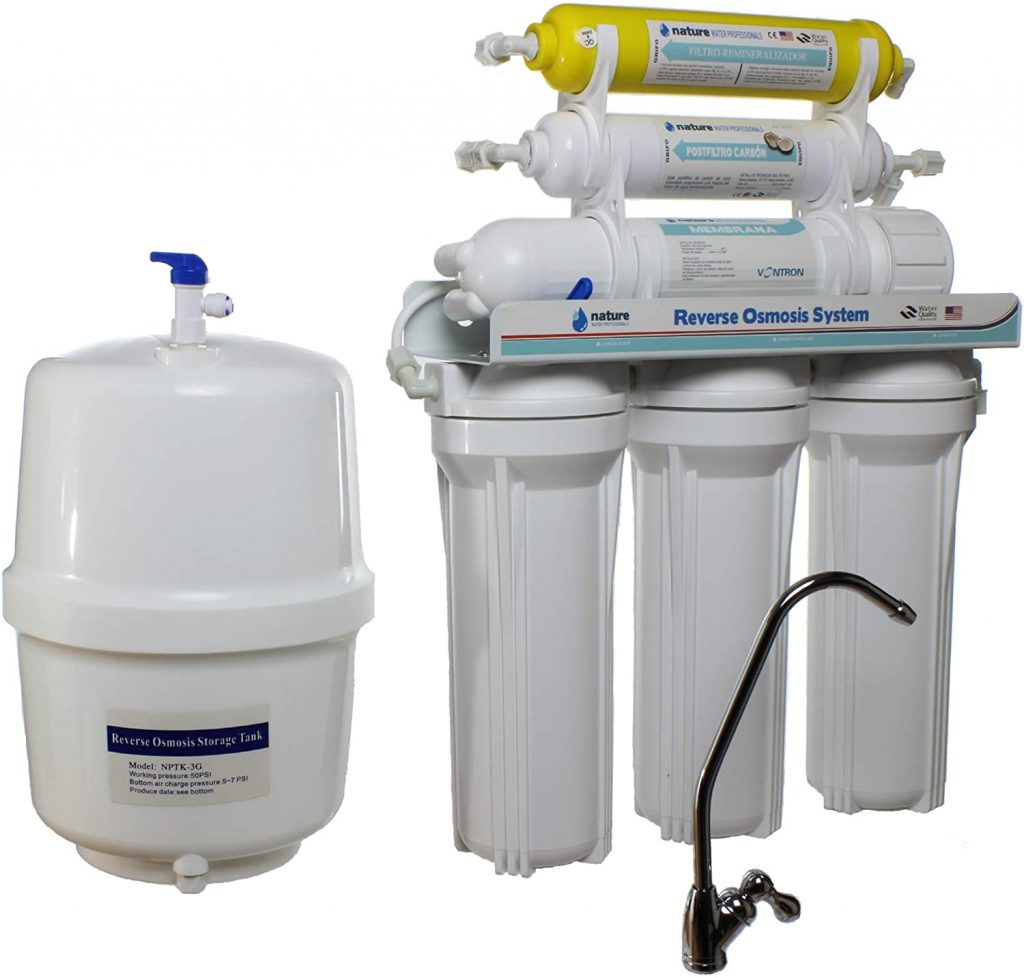 Mejores equipos de osmosis inversa 1